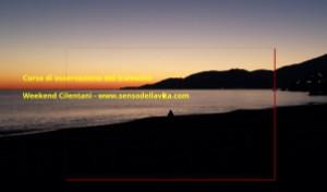 corso osservazione tramonto