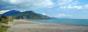 spiaggia dei trecento