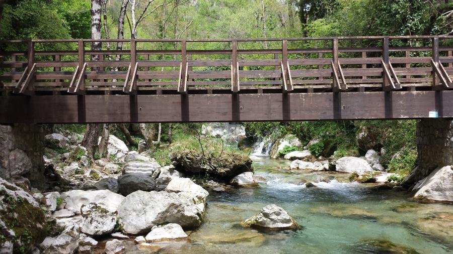 La vita è un ponte - la vita è un fiume