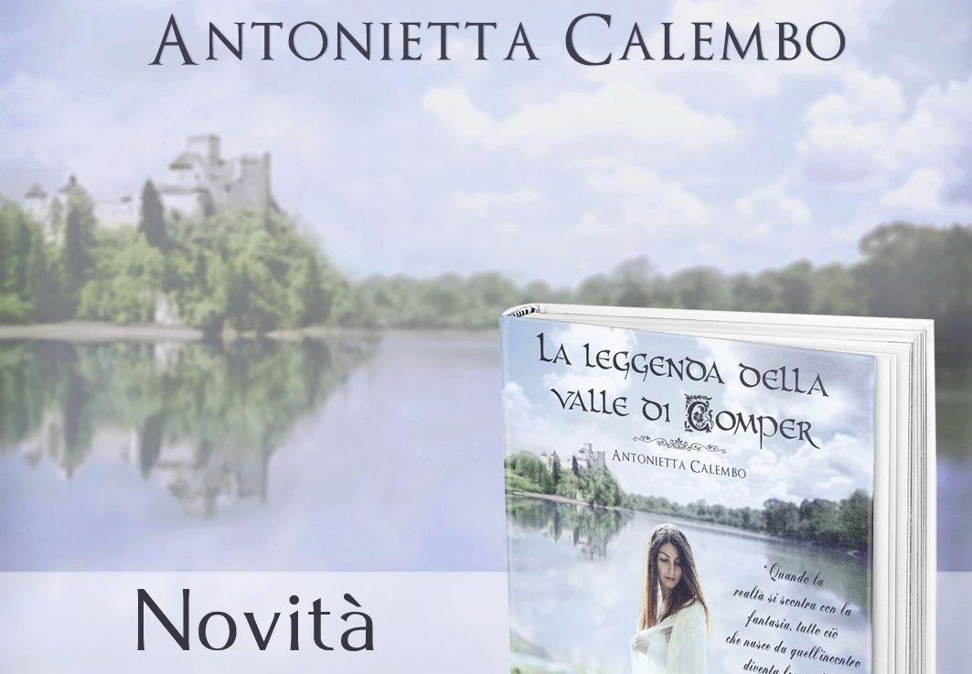 La leggenda della valle di Comper – AntoniettaCalembo