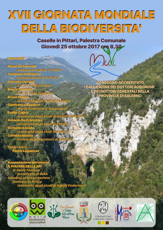 giornata mondiale biodiversità caselle in pittari